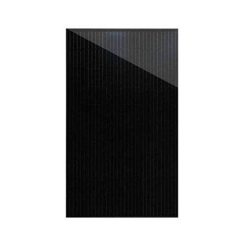 Image of Mission Solar 310 Watt 60 Cell All Black Mono Solar Panel | MSE60A310 Mission Solar