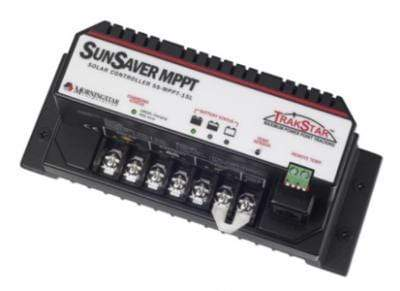 Morningstar SunSaver SS-MPPT-15L 15A Charge Controller w/ TrakStar - Shop Solar Kits