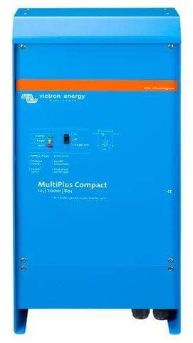 MultiPlus Compact 12V/2000VA/80A-50/120V VE.Bus Inverter/Charger - Free Shipping - Shop Solar Kits