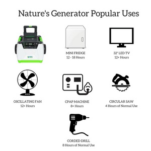Nature's Generator | HKNGGN HKNGGN Nature's Generator
