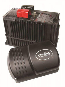 Outback Power VFX2812M vented off grid mobile/marine inverter/charger VFX2812M Outback