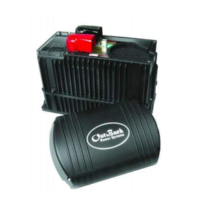 Outback Power VFXR Series 2.8kW 12V Vented Inverter/Charger 120V - VFXR2812A - Shop Solar Kits