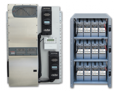 Outback SystemEdge 8kW & 30kWh Storage System (Fuses sold seperately) - Shop Solar Kits