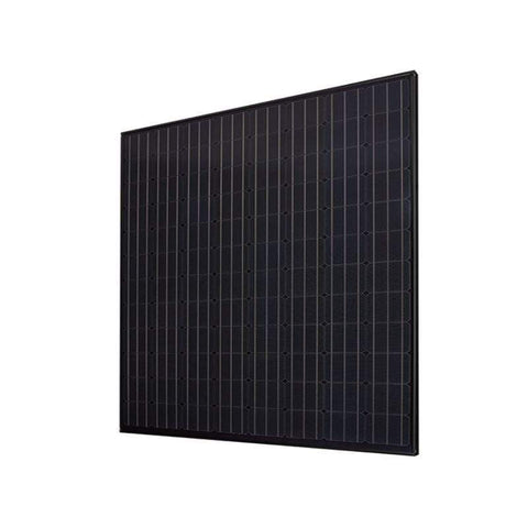 Image of Panasonic 325 Watt Solar Panel All Black 96 Cell HIT | VBHN325KA03 VBHN325KA03 Panasonic