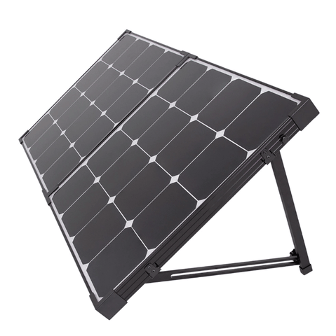 Renogy 100 Watt 12 Volt Eclipse Solar Suitcase + Free Shipping & No Sales Tax - Shop Solar Kits