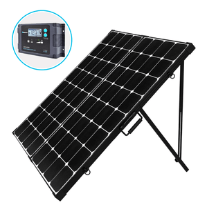 Renogy 200 Watt 12 Volt Eclipse Mono Solar Suitcase w/ Charge Controller + Free Shipping & No Sales Tax - Shop Solar Kits