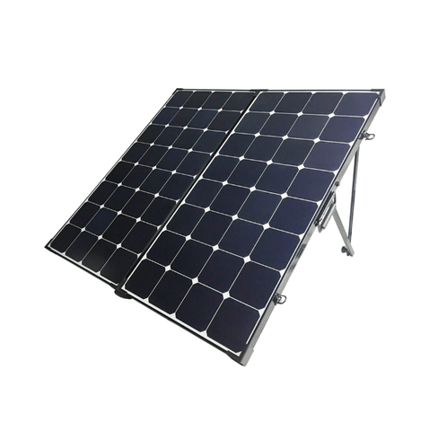 Renogy 200 Watt Eclipse Mono Solar Suitcase + Free Shipping & No Sales Tax - Shop Solar Kits