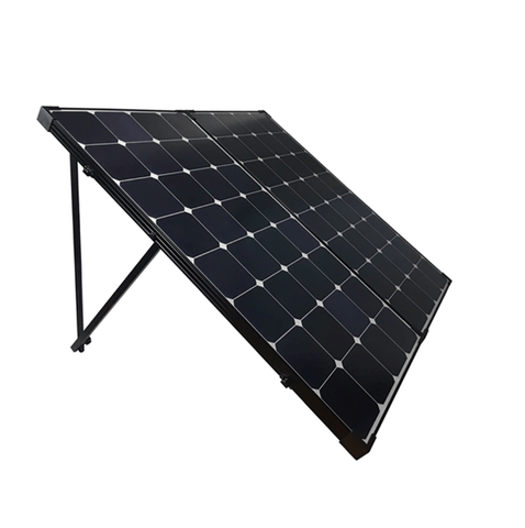 Image of Renogy 200 Watt Eclipse Mono Solar Suitcase + Free Shipping & No Sales Tax - Shop Solar Kits