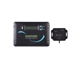 Renogy Adventurer Li - 30Amp PWM Flush Mount Charge Controller with an LCD Display + Free Shipping & No Sales Tax - Shop Solar Kits