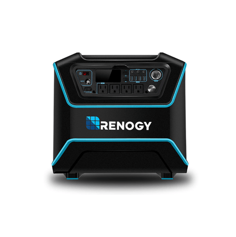 Image of Renogy Lycan PowerBox 1200 | Portable Solar Generator + Free Shipping & No Sales Tax! - Shop Solar Kits