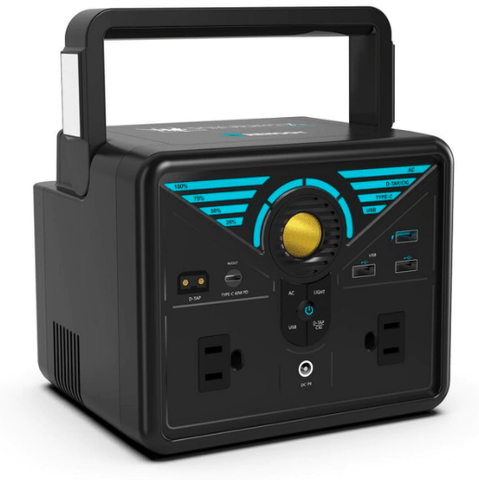 Image of Renogy Phoenix 300 Portable Power Station | Free Shipping & No Sales Tax - Shop Solar Kits