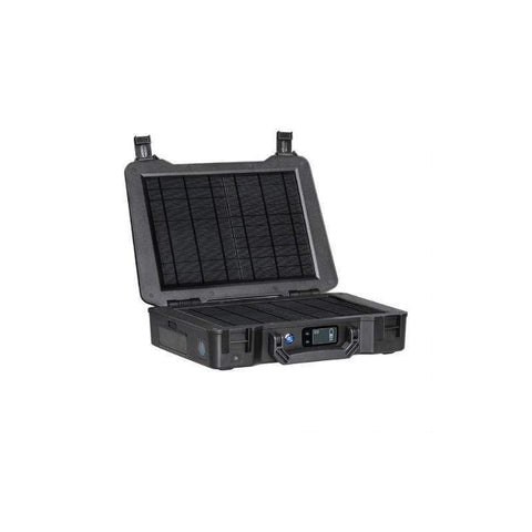 Image of Renogy Phoenix Portable Solar Generator with Built-In 20 Watt Solar Panel | Free Shipping & No Sales Tax - Shop Solar Kits