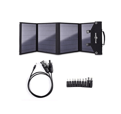 ROCKPALS 60 Watt Foldable Solar Panel + Free Shipping & No Sales Tax! - Shop Solar Kits