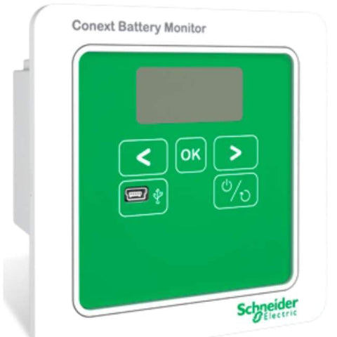 Image of Schneider - Conext Battery Monitor 24/48V - RNW865108001 - Shop Solar Kits