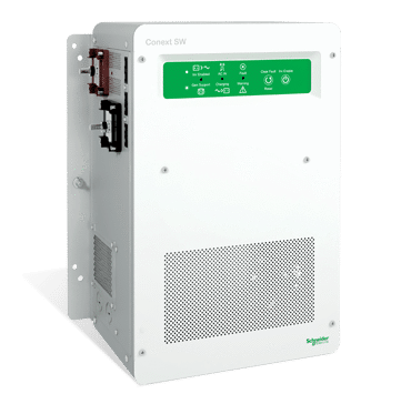 Schneider - Conext SW 2.5kW 24VDC Inverter/Charger 120/240VAC - RNW8652524 - Shop Solar Kits