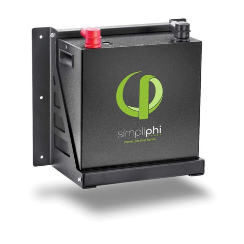 Image of Simpliphi 3.8 kWh LFP Battery, 48V - PHI-3.8-48-60 - Shop Solar Kits