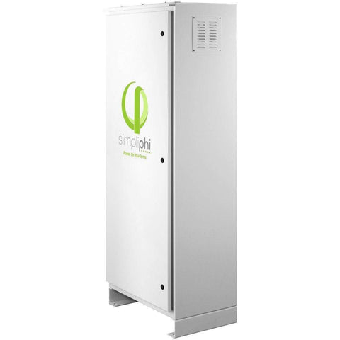 Simpliphi AccESS w/ 3 x Phi 3.5 kWh Batteries & CC - Shop Solar Kits