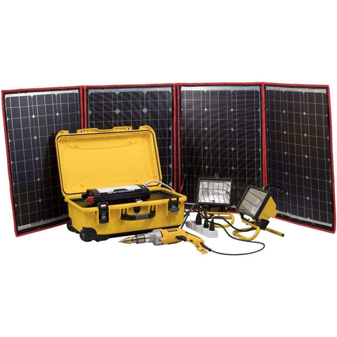 Simpliphi Big Genny 1200 kWh 12V Emergency Kit | BG-1200-12-EK - Shop Solar Kits