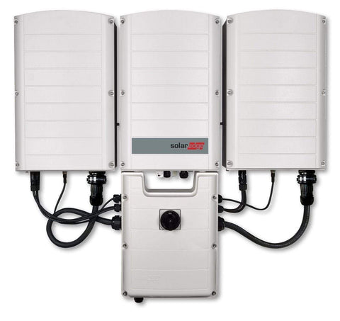 SolarEdge 100K-US Three Phase Inverter 480VAC (Primary Unit) - SE100K-USRP0BNU4 - Shop Solar Kits