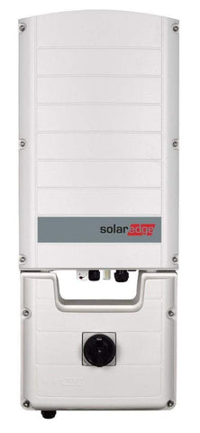Image of SolarEdge - 10kW Solar Inverter - Three Phase - 480Vac - Use with DC Optimzers - IV SE 10K-US IV SE 10K-US Solar Edge