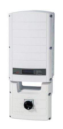 SolarEdge - 10kW Solar Inverter - Three Phase - 480Vac - Use with DC Optimzers - IV SE 10K-US IV SE 10K-US Solar Edge