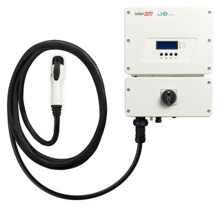 Image of SolarEdge HD Wave 7.6kW 240V EV Charger Enabled Inverter - SE7600H-US000NNV2 SE7600H-US000NNV2 Solar Edge
