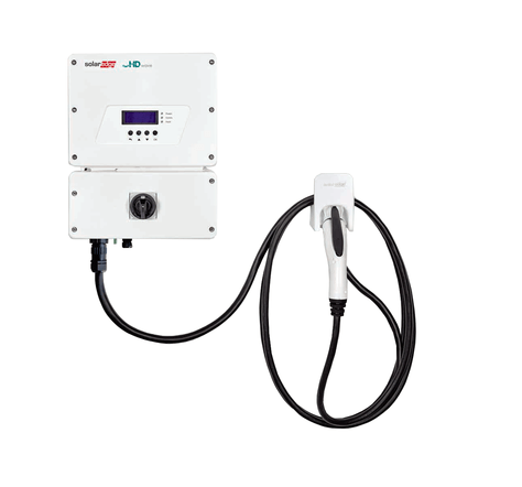 Image of SolarEdge HD Wave EV Charging  3.8kW | SE3800H-US000NNV2 - Shop Solar Kits