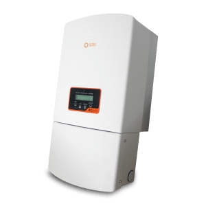 Solis 7.0kW Inverter - Single Phase - 3 MPPT - 208/240VAC - 1P7K-4G-US - Shop Solar Kits