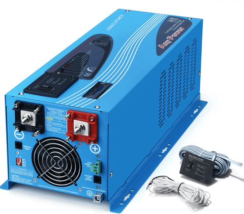 Image of SUNGOLD 3000W DC 12V Pure Sine Wave Inverter with Charger SG3000W-DC-12V Sungold