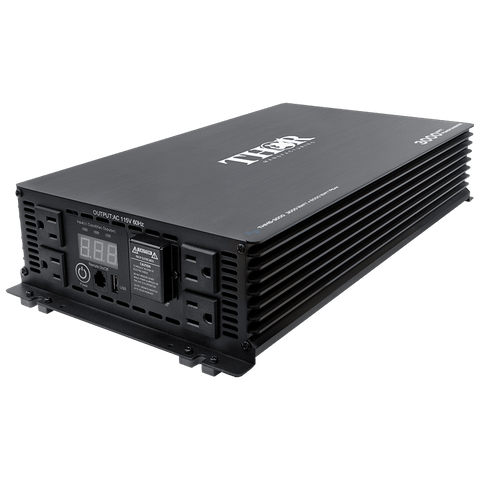 Thor - 3000 Watt professional Grade Power Inverter - Shop Solar Kits