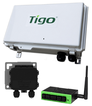 Image of TIGO - CCA Kit, TAP, Din Rail PS, Outdoor Enclosure | 348-00000-52 - Shop Solar Kits