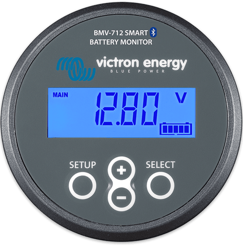 Victron BMV-712 Smart Battery Monitor + Free Shipping & No Sales Tax - Shop Solar Kits