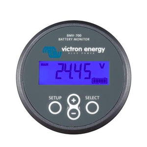 Victron Energy - Battery Monitor BMV-702 - Shop Solar Kits
