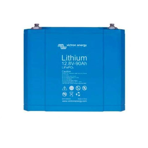 Victron Energy - Lithium Battery 12.8V/90Ah - BMS - Shop Solar Kits