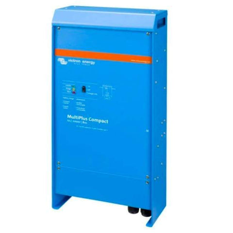 Image of Victron Energy - MultiPlus Compact 24V/2000VA/50A-50/120V VE.Bus Inverter/Charger - Shop Solar Kits