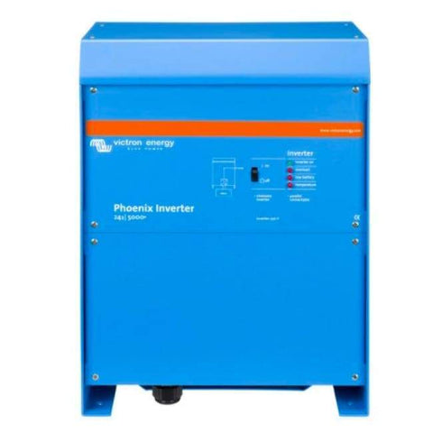 Image of Victron Energy - Phoenix Inverter 12V/24V - 3000VA/120V VE.Bus - Shop Solar Kits