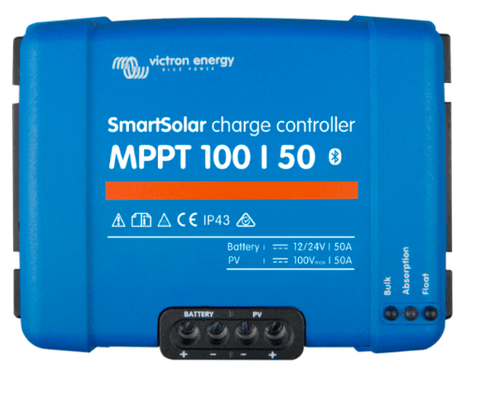 Image of Victron - SmartSolar MPPT 100/50 Charge Controller - Shop Solar Kits