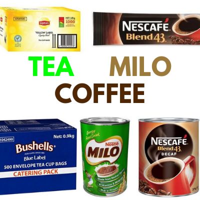 Tea Bags Coffee Milo Linetta Collections Online Store
