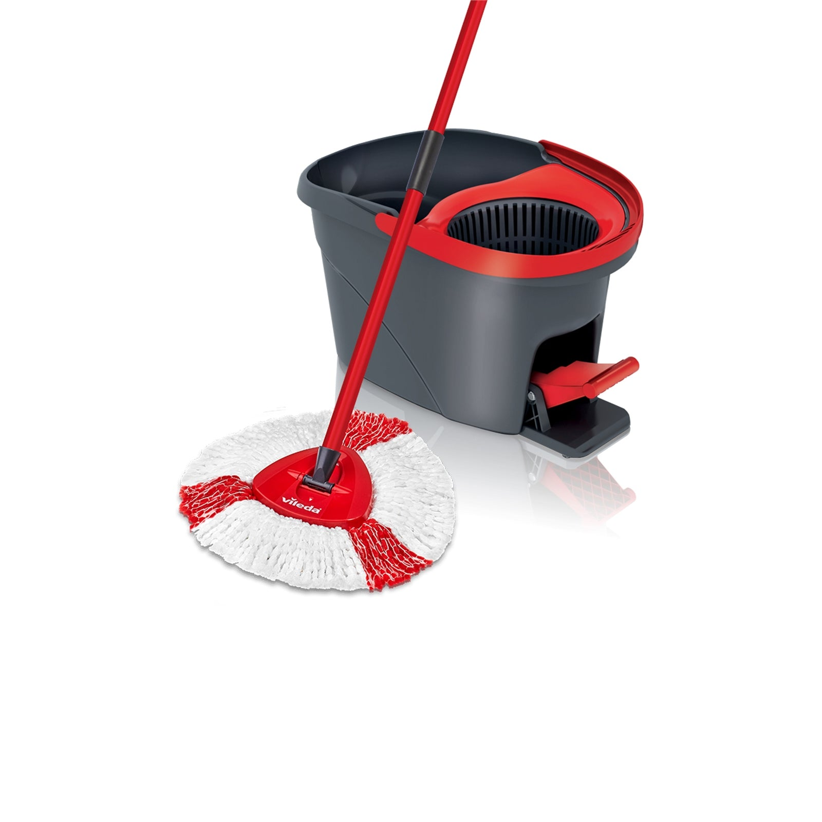 Vileda Easy Wring And Clean Spin Mop Linetta Collections