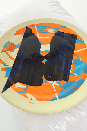 Large Stencils Plate #58