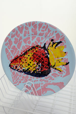 Large Stencils Plate #108