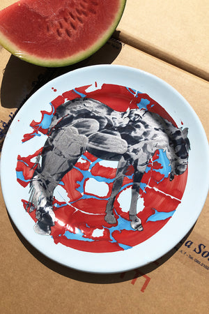 Large Stencils Plate #02