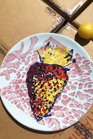 Large Stencils Plate #03