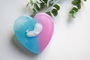 Custom Heart | 5-15 Weeks | 5.25 Inch