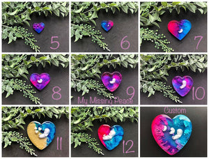 Custom Heart | 5-6 Weeks | 1.25 Inch