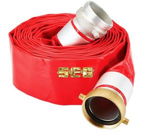 2 in. x 25 ft. PVC Discharge Hose