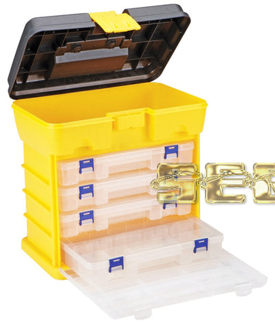 Toolbox Organizer with 4 Drawers