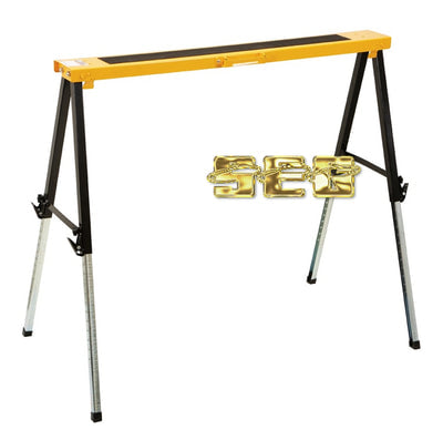 Foldable Adjustable Sawhorse