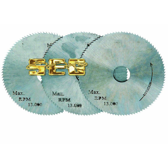 Mini Circular Saw Blade SEGMITERSW124