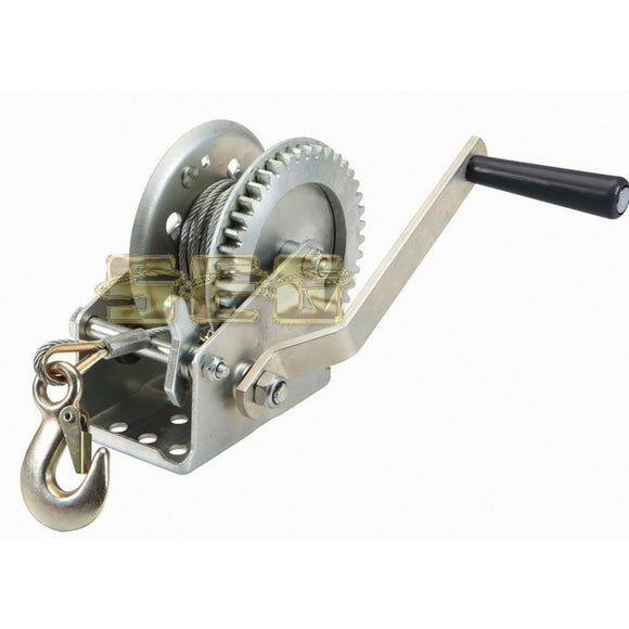 Hand Winch Great for Jet Skies, Boats SEG1305